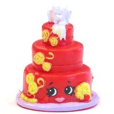 Wendy Wedding Cake - Red – GetShopkins.Com
