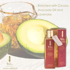 Wikka's Honey Avocado Face Pack is enriched with Pure Forest Honey, Avocado Oil, Wheat (Triticum Vulgare) Germ Oil and Vitamin E. Rich in natural antioxidants, it facilitates the skin's ability to rejuvenate and recover after being exposed to UV rays. ‪#foodforskin‬ #‎skinfood‬ ‪#‎skincare‬ ‪#‎tipoftheday‬ ‪#‎beautifulskin‬ ‪#‎Avocadopack‬ Aromatherapy Products, Skin Food, Avocado Oil, Vitamin E, Natural Skin Care, Cocoa, Skincare, Honey, Pure Products