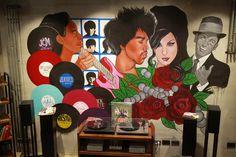 Wall Murals Wall Decals Painting Art  http://kashings.blogspot.com/2015/01/satchmi_1.html
