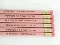 what would blair waldorf do