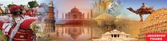 3 cities in 4 days – this is exactly what our Golden Triangle Package has to offer. New Delhi, Agra and Jaipur – three culturally rich cities with distinct heritages and wondrous fusion of a variety of cultures and practises not mention their commercial importance. Need we say more? Visit http://www.jagadishtours.com/ for more details.