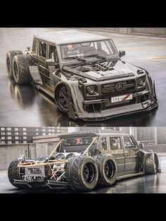Mercedes Benz Designed by  Luxury Sports Cars, Cool Sports Cars, Best Luxury Cars, Sport Cars, Mercedes Truck, Mercedes Benz, Custom Trucks, Custom Cars, Carros Audi