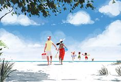 Early Spring in So Cal. by PascalCampion.deviantart.com on @DeviantArt