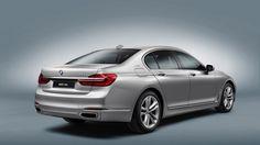 El BMW 740e iPerformance, la versión híbrida del modelo, parte en 103.455 euros # La nueva generación del…