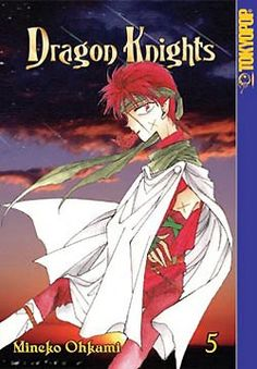 An oldie but a good one! I read this one back in junior high and just loved it! Dragon Knights Graphic Novel 5 - #RightStuf2013