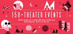 Theater in the Parks 2014 Schedule | Free #Chicago #Summer