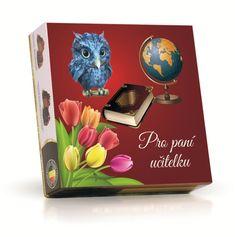 Poděkujte paní učitelce/panu učiteli sladkým dárkem Origami, Decor, Decoration, Origami Paper, Decorating, Origami Art, Deco