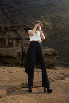 We're Infatuated with Solace London's Dynamic Pre-Fall Collection.