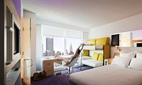 YOTEL New York at Times Square. I must go!!!