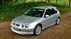 MG ZR  2.0 TURBO DIESEL SILVER NO RUSTY ARCHES MK2 ALLOYS GREAT SHINNING BODY Volkswagen, Classic Cars British, Bmw, Car Makes, Arches, Cars For Sale, Diesel, Vehicles, Silver
