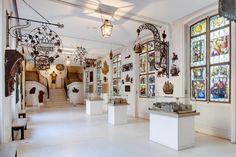 Musee Carnavalet-original shop signs