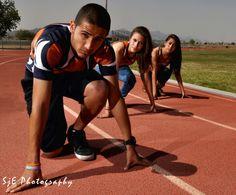 Riverside High School, Track & Field MVP'S | El Paso, TX | SjE Photography