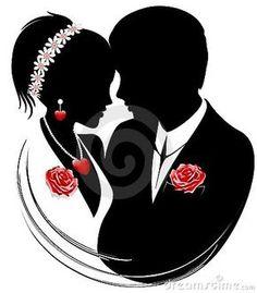 Weddings married couples by Bluedarkat