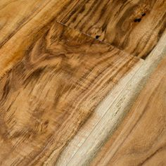 PRICE PER SF: $4.99 Timberline Collection \ Acacia Natural Product #:	TAC6N Color:	Natural Width:	6 in. Thickness:	1/2 in. with 2 mm Sawn Cut Face Length:	Random up to 6 ft. Finish:	12 UV coatings (2 of Aluminum oxide; 8 of Polyurethane; 2 of scratch resistant) Package:	20.67 sq. ft. / Carton; 49 Cartons / Pallet Weight:	34 lbs / Carton Warranty:	Residential and Commercial Warranties Trim:	Stair Nosing / T-Molding / Threshold / Reducer / Quarter Round