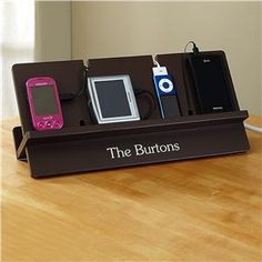 Charging Station from Lillian Vernon-  Make it!