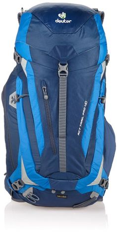 Deuter ACT Trail PRO Hiking Rucksack blue Midnight-Ocean Size:70 x 31 x 25 cm, 40 Liter: Amazon.de: Sport & Freizeit