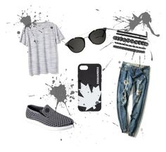 """""""#new_set_14"""" by benelux2 ❤ liked on Polyvore featuring Banana Republic, Skechers, Carrera, Dsquared2, men's fashion and menswear"""