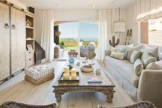Interior relaxant cu pardoseli vintage