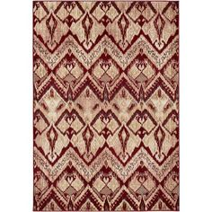 Steinberger Neutral and Brown Rectangular: 7 Ft. 10-Inch x 10 Ft. 10-Inch Rug - (In No Image Available)