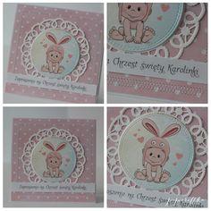 papieroffka pink zaproszenia na chrzest