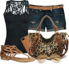 Super cute summer outfit :)