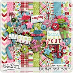 Better Not Pout by Bella Gypsy {Black Friday Deal!}
