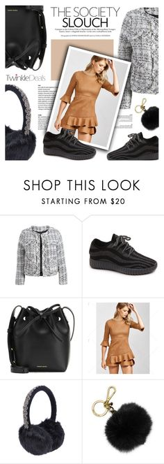 """""""Twinkle Deals - Sporty Day!"""" by defivirda ❤ liked on Polyvore featuring Mansur Gavriel, Eloquii and MICHAEL Michael Kors"""