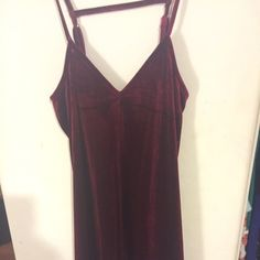 Bp Nordstrom dress red! Wore once! Perfect condition! Red kind of velvet style! Tank top mini length size small but fits a medium in my opinion ! Nordstrom  Dresses Mini