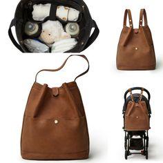 3 sacs à langer élégants et super pratiques • Pumpkid