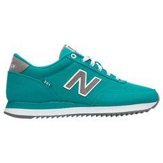 Women's New Balance 501 Polo Casual Shoes - WZ501POBWZ501POB-TEA| Finish Line