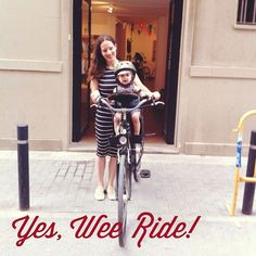 Barcelona by bike & WeeRide in Pedal Bike Rental :) :) :)