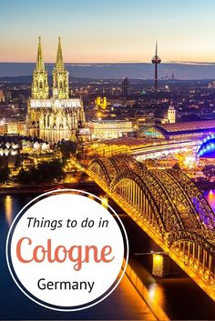 Is Cologne and Germany on your bucket list? Visit our blog for great insider tips here on where to eat, drink, sleep, explore and more!