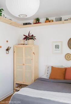 home interior decor Stylish Bedroom, Simple Bedrooms, Casa Real, Interior Decorating, Interior Design, Bedroom Inspo, New Room, I Live Alone, Living Room Designs