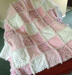 Rag quilt by kropeczka