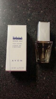 Avon Speed Dry (clear)