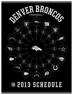 Seattle Seahawks 2013 Schedule -football season is coming up! We will be at the sept 22 game! My anniversary gift to kenny, shh he doesnt know yet! Texans Football, Go Broncos, Broncos Fans, Denver Broncos, Pittsburgh Steelers, Football Season, Football Baby, Football Stuff, Dallas Cowboys