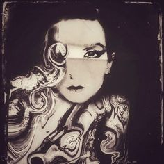 """Dressed to Kill"" iPhone Art by Roger Guetta aka DraMan"