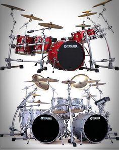 Yamaha kit designs