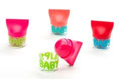 Baby lip balm and blush