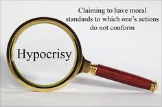 hypocrisy quotes - Google Search