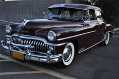 1950 DESOTO Lot 1530.2 | Barrett-Jackson Auction Company