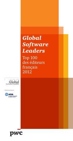 Top 100 des éditeurs français de logiciels (2011).