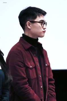 Squishy << Ok, he's really fcking cute! Kyungsoo, Kaisoo, Exo Chanyeol, Kris Wu, K Pop, Exo Korean, Do Kyung Soo, Kpop Exo, Exo Members