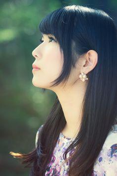 Mizuki Nakano by Meibi Photography   #japanese #japan #girl #portrait #photography