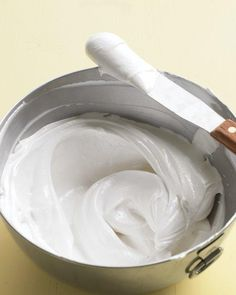 Whipped Frosting Recipe --easy and so good!