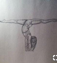 I wish I am so flexible