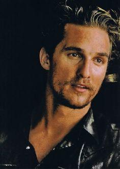 Matthew McConaughey gran actor aparte de atractivo