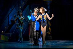 Pippin. Broadway musical's national tour on September 6 at The Buell Theatre in Denver, Colorado. Masque Sound, Sound Designers Jonathan Deans and Garth Helm http://livedesignonline.com/masque-sound-takes-first-national-tour-musical-comedy-pippin