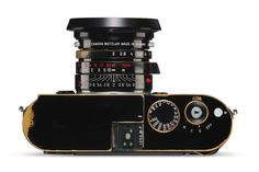 Lenny Kravitz Designed This Artificially Aged $25,000 Leica Camera