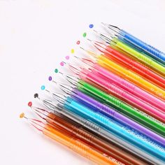 Now Available on our shop: 12pcs/lot Colored... Check it out here! http://giftery-shop.com/products/12pcs-lot-colored-gel-pen-girls-painting-pen-cartoon-fresh-candy-colors-stationery-pens?utm_campaign=social_autopilot&utm_source=pin&utm_medium=pin
